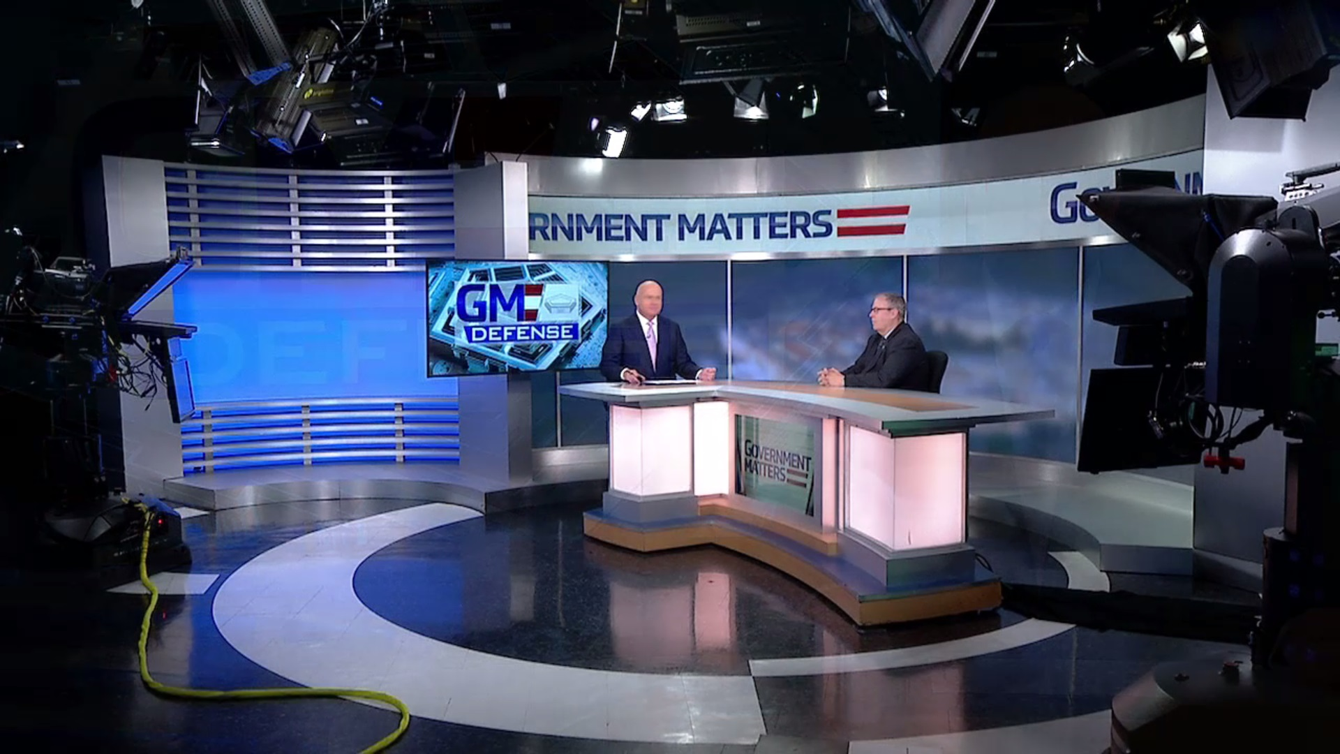 Government Matters Defense (Full Show) – October 10, 2018