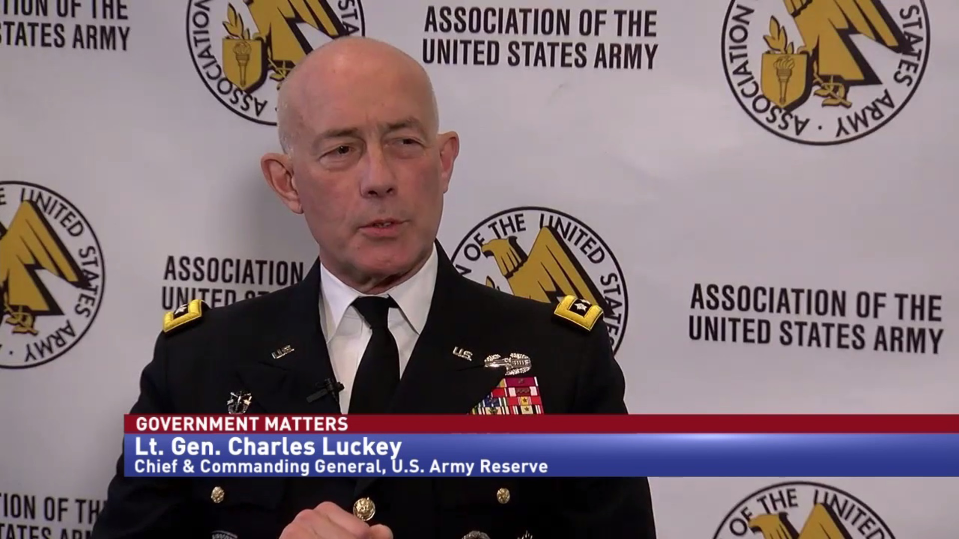 Evolution of the role of the U.S. Army Reserve