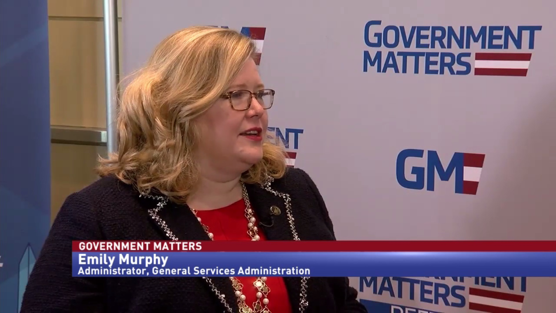 Top modernization, customer & management priorities at the General Services Administration