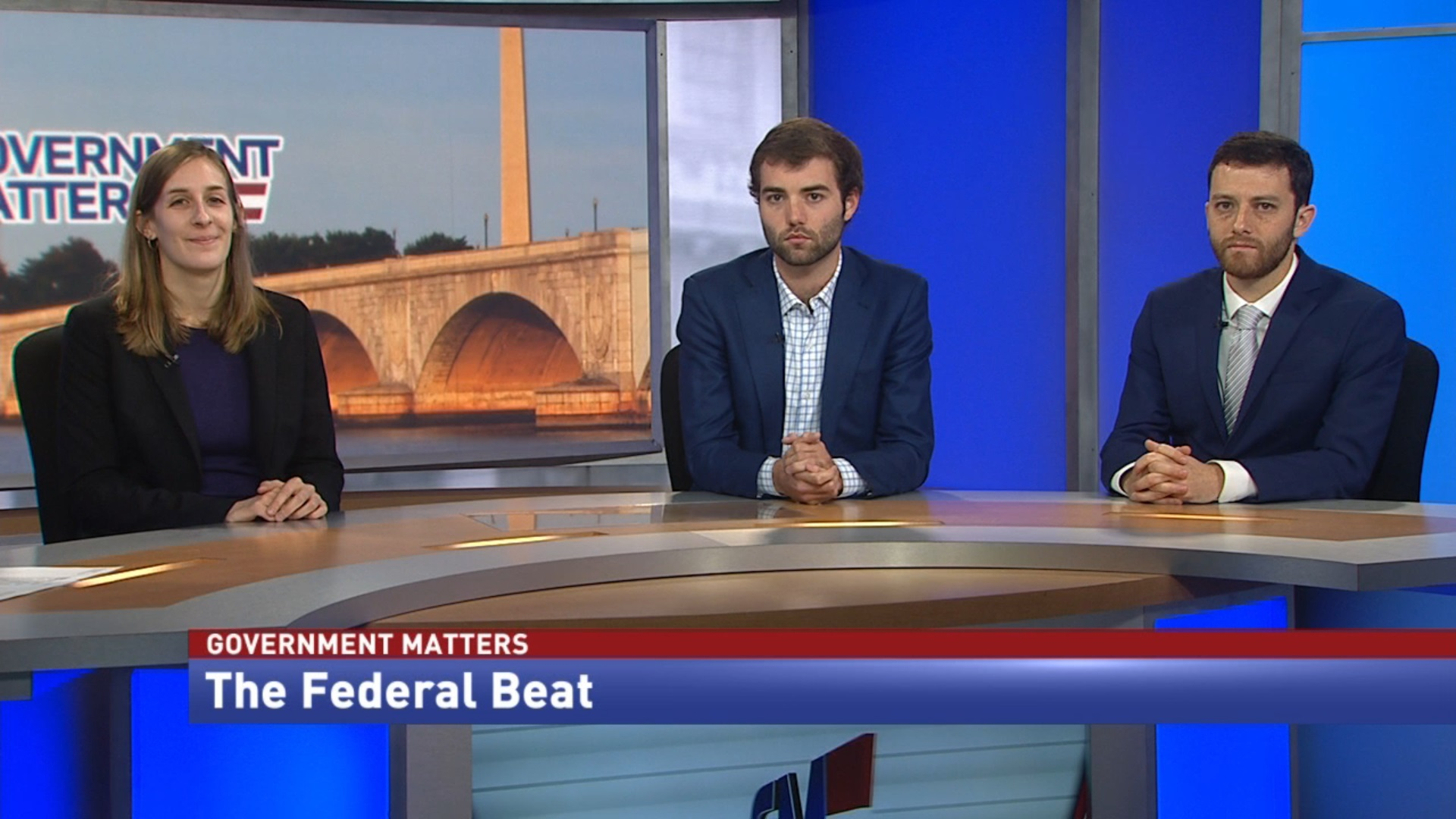 The Federal Beat – November 11, 2018