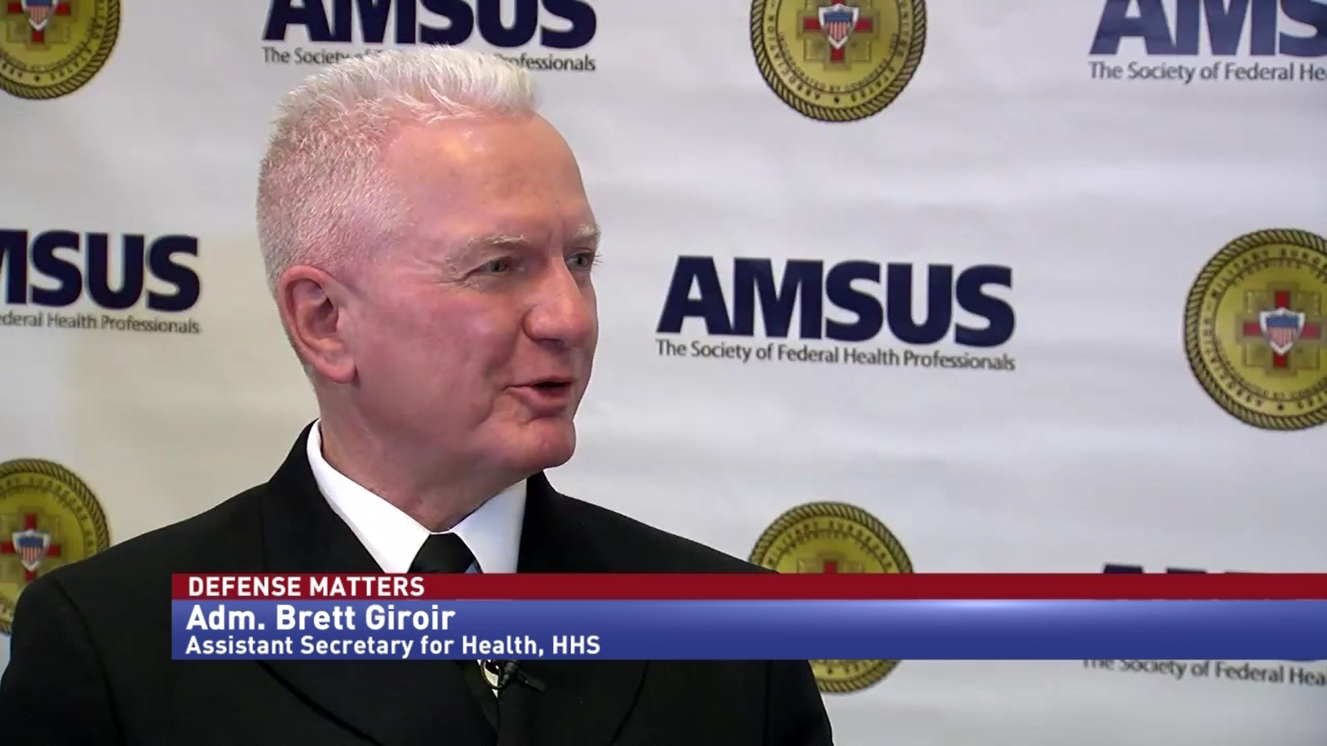 HHS provides medical outreach across government through Commissioned Corps