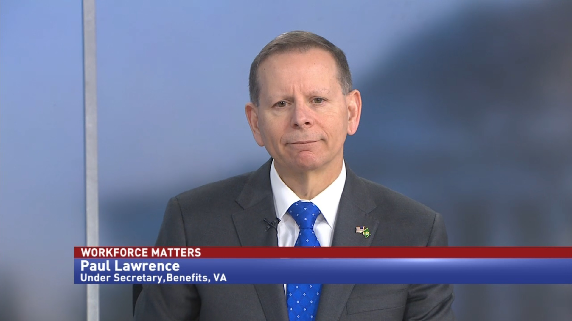 Under Secretary of Benefits at Veterans Affairs lays out priorities