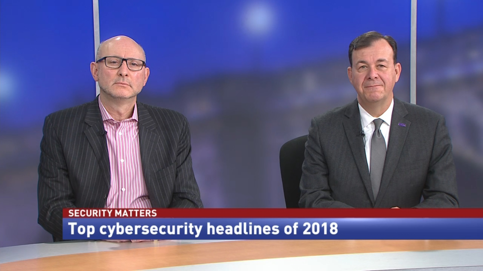 Top cybersecurity headlines of 2018