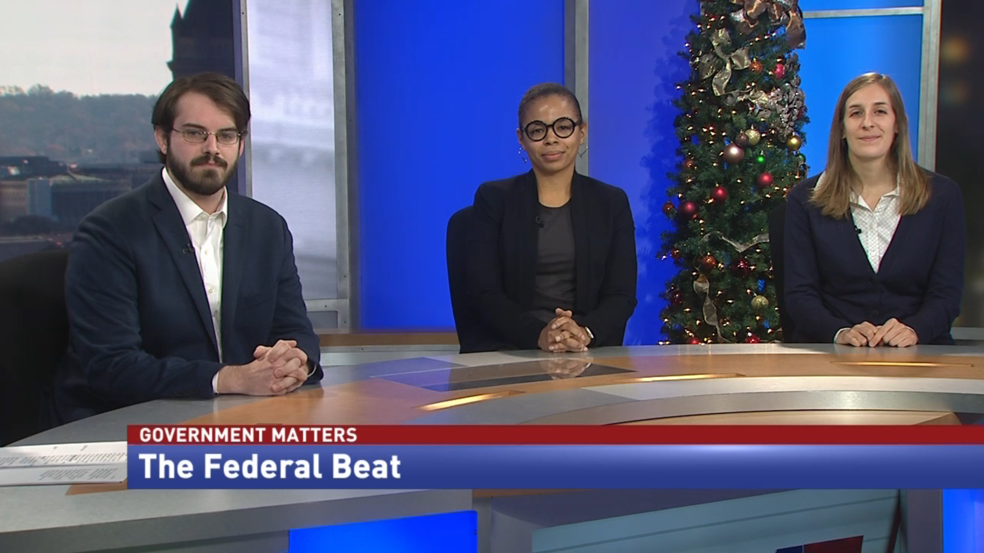 The Federal Beat –  December 9, 2018