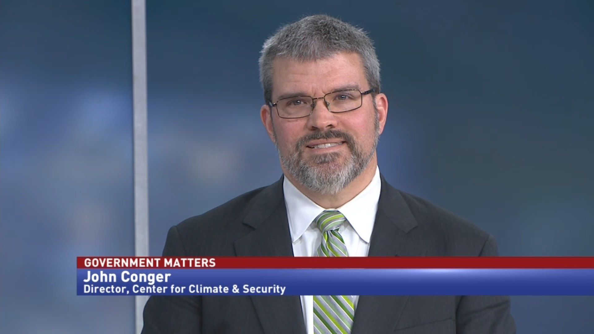 Climate change's impact on military installations around the world
