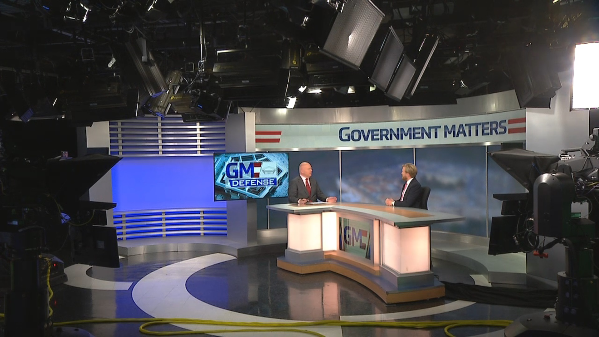 Government Matters Defense (Full Show) – January 23, 2019
