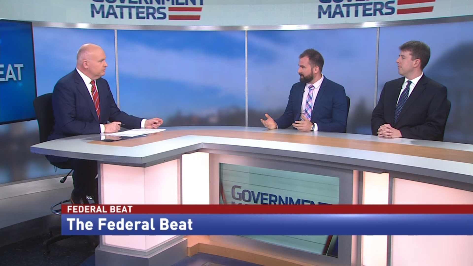 The Federal Beat – February 24, 2019