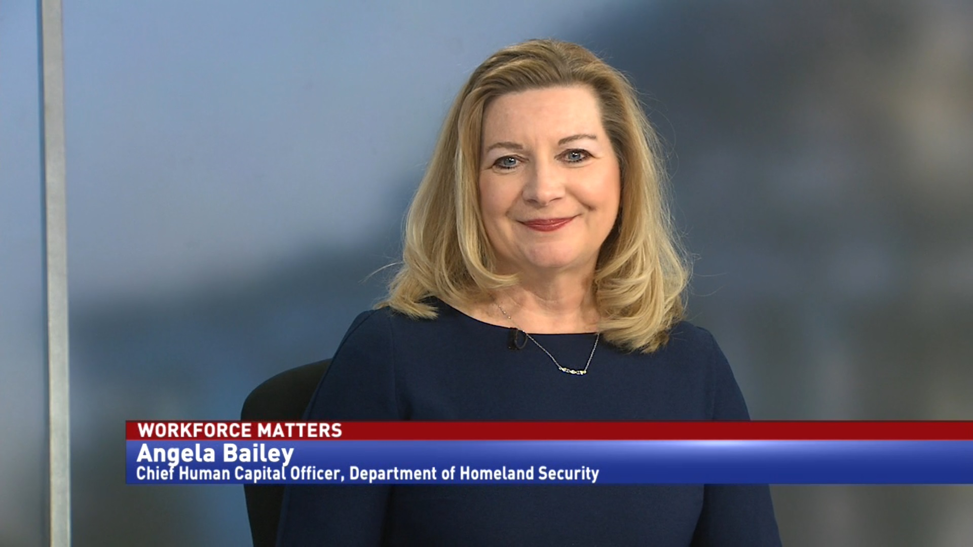 DHS Chief Human Capital Officer lays out top priorities