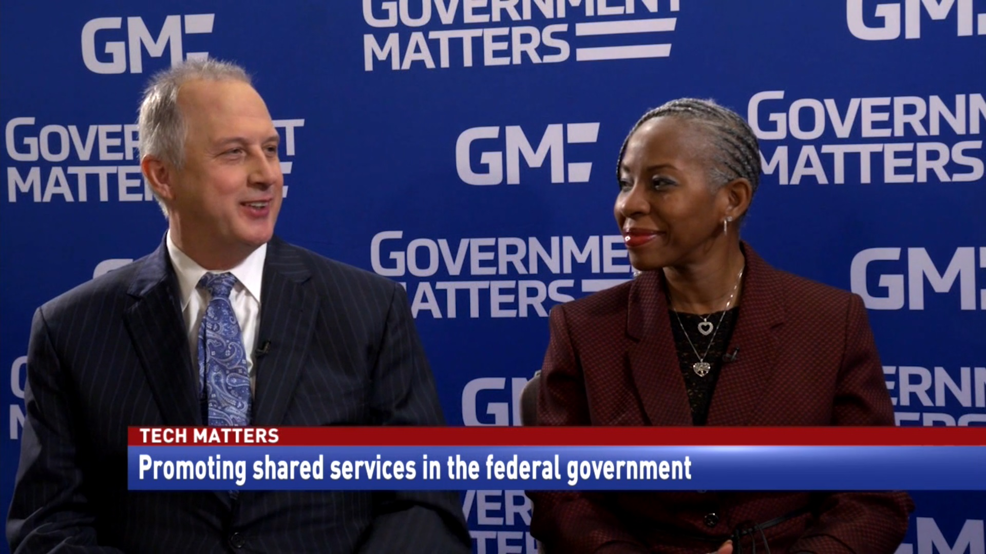 Promoting shared services in the federal government
