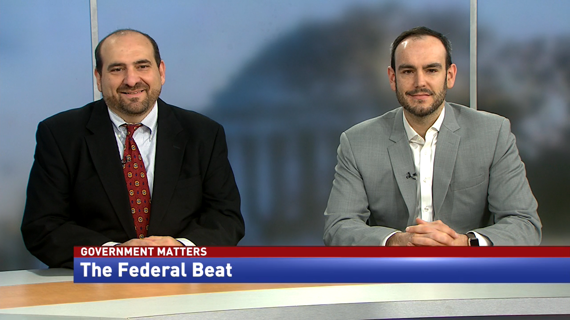 The Federal Beat- March 17, 2019