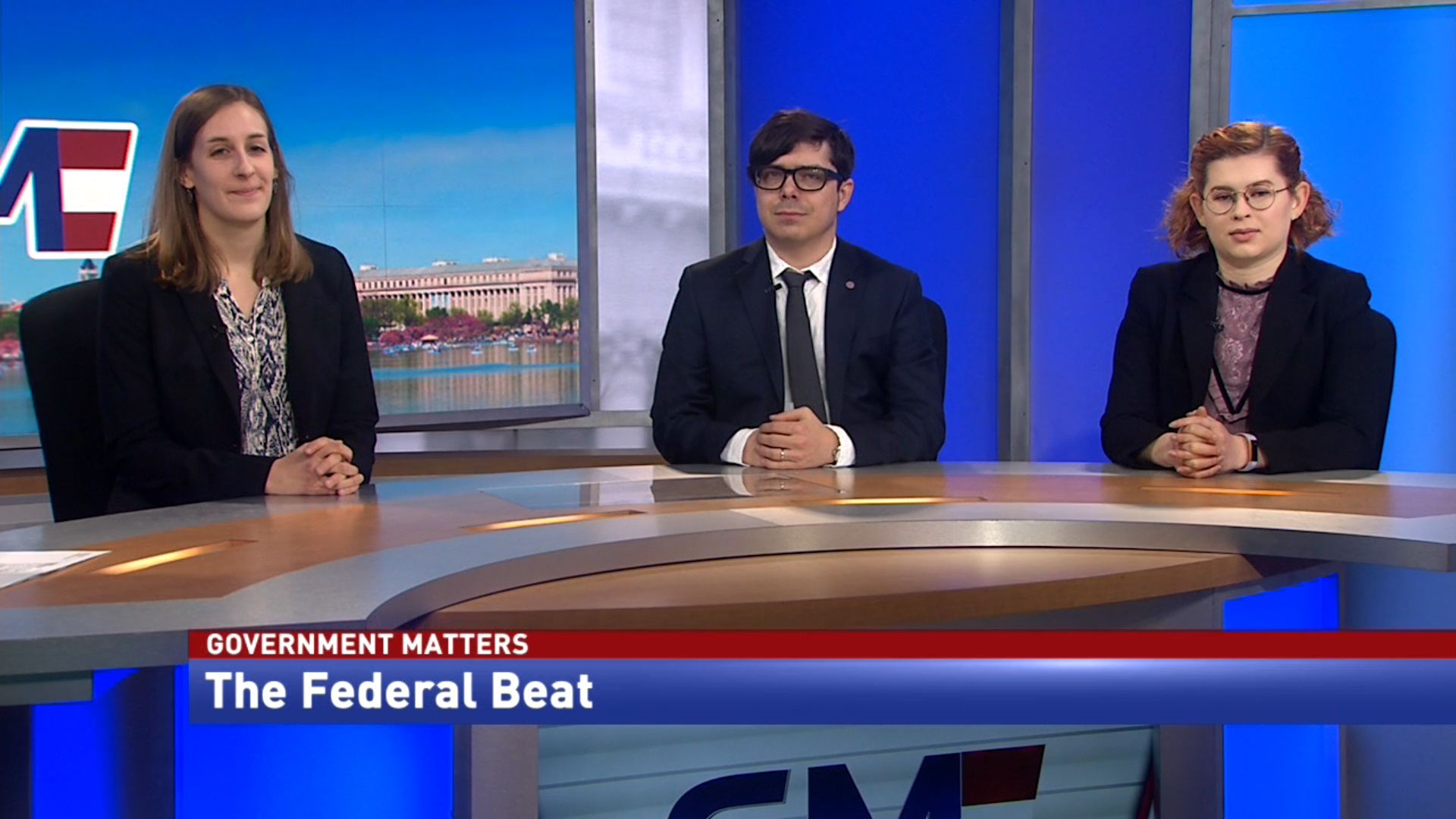 The Federal Beat – March 31, 2019