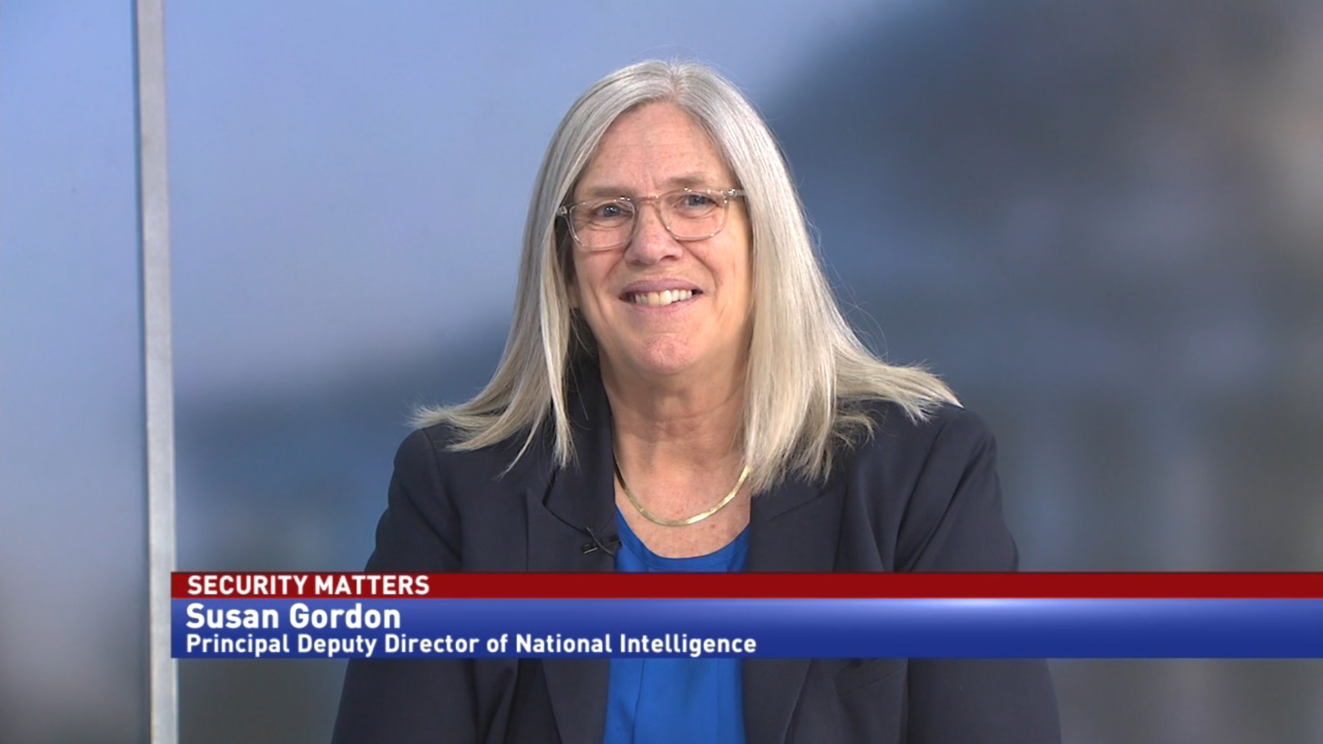 Principal Deputy Director of National Intelligence lays out top priorities