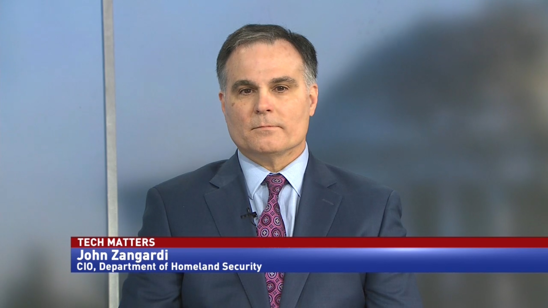 Breakdown of Dept. of Homeland Security's CIO strategic plan