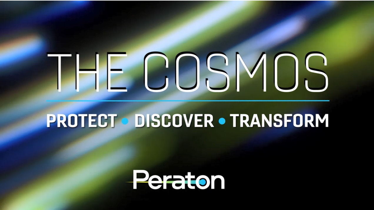 The Cosmos: Protect, Discover, Transform