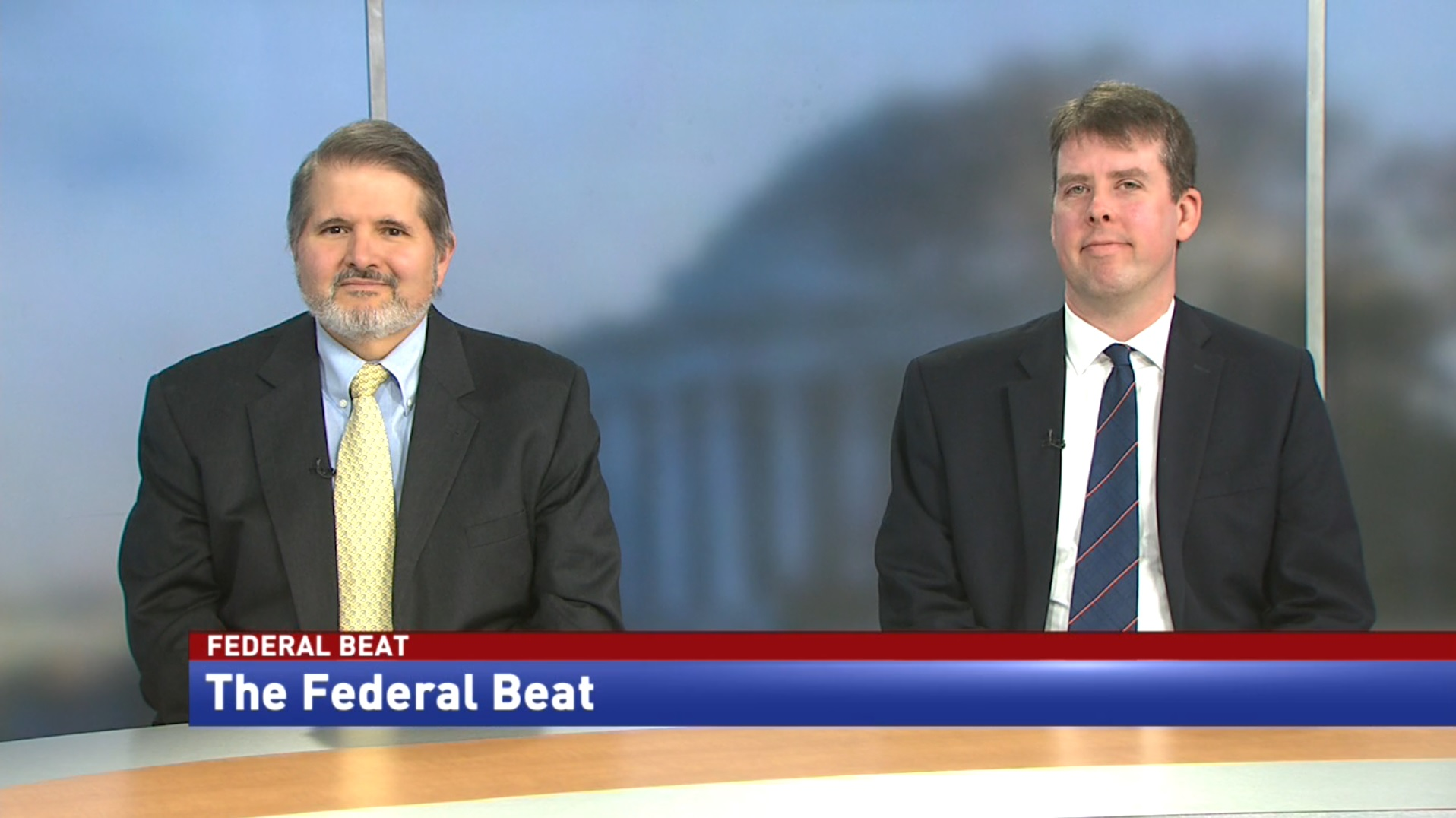 The Federal Beat – April 7, 2019