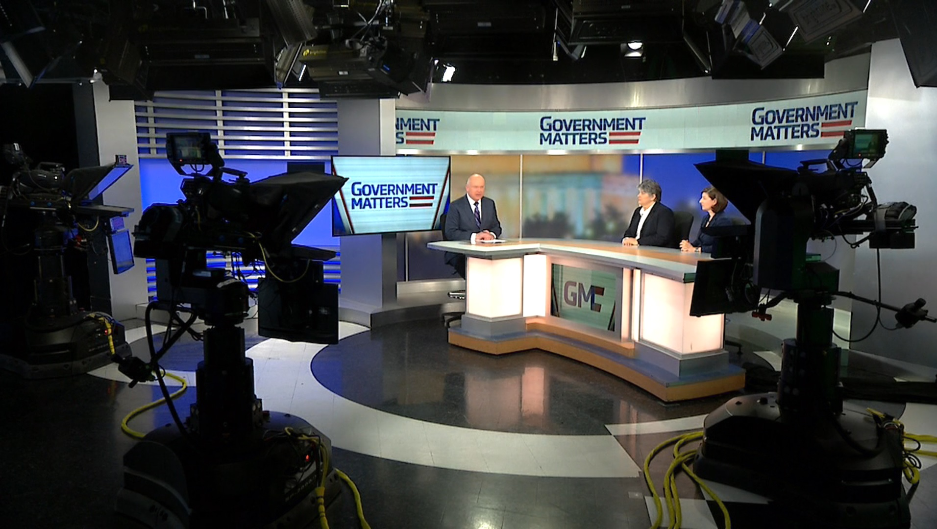Government Matters (Full Show) – April 15, 2019