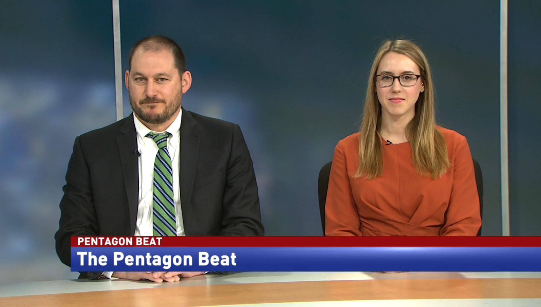 The Pentagon Beat – April 3, 2019