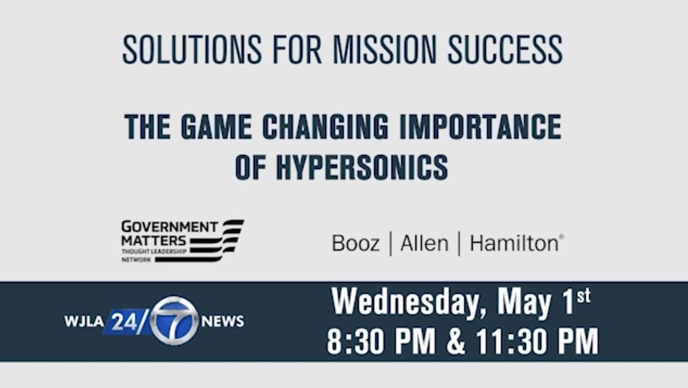 The Game Changing Importance of Hypersonics